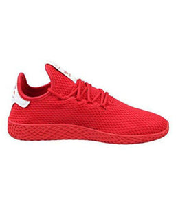x PHARRELL WILLIAMS HU TENNIS Sneakers Red Casual Shoes ORANGE