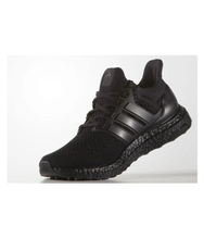 Load image into Gallery viewer, Adidas ultraboost Black Running Shoes