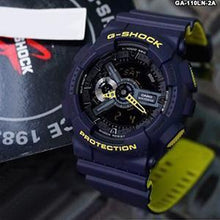 Load image into Gallery viewer, GSHOCK GA 110 LN
