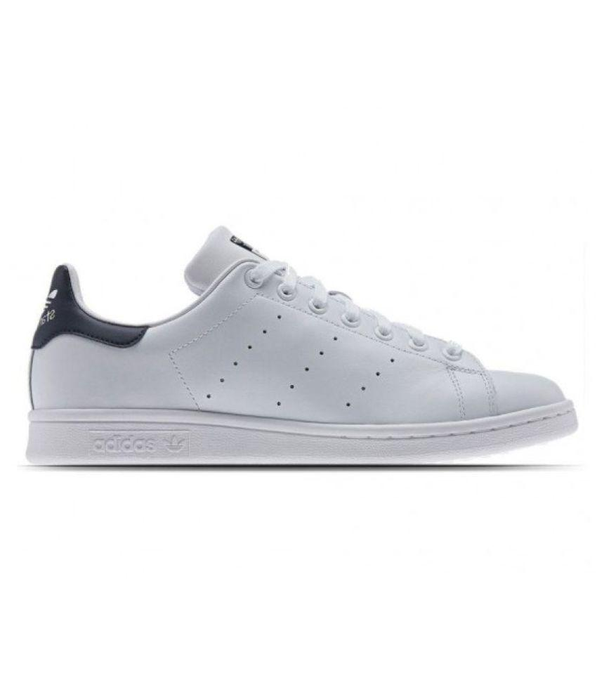Stan smith White Casual Shoes WHITE