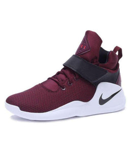 Nike Kwazi Maroon Running Shoes
