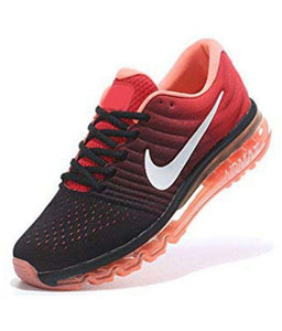 Nike AIRMAX 2017 Running Shoes RED BLACK