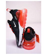 Load image into Gallery viewer, Nike Air Max 270 Black Running Shoes