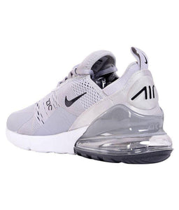 Nike Air Max 270 Grey Running Shoes