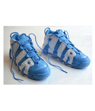Load image into Gallery viewer, Nike Air UpTempo SKY Blue Basketball Shoes