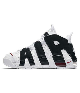 Nike Air Uptempo 96 Limited Edition WHITE Color Basketball Shoes