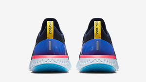 Nike Epic React Flyknit Blue Running Shoes