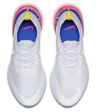 Load image into Gallery viewer, Nike Epic React Flyknit White Running Shoes