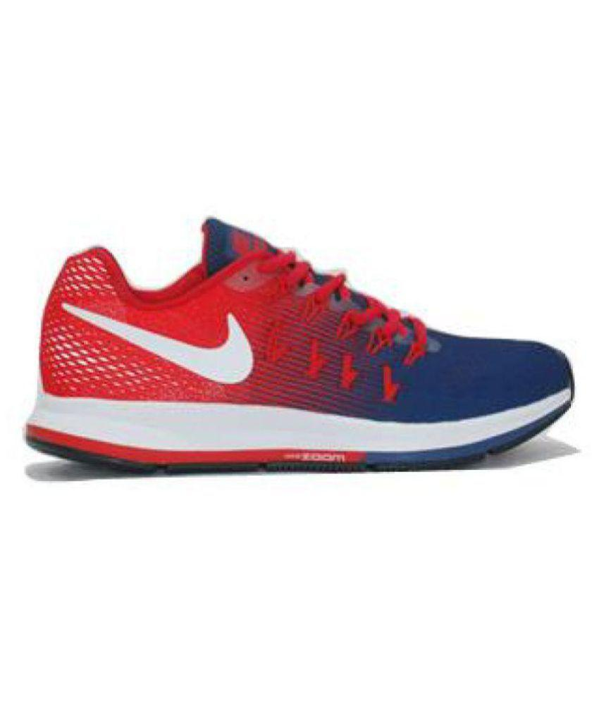 AIR Zoom Pegasus 33 Running Shoes RED