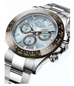 Rolex 1100 Stainless Steel Analog