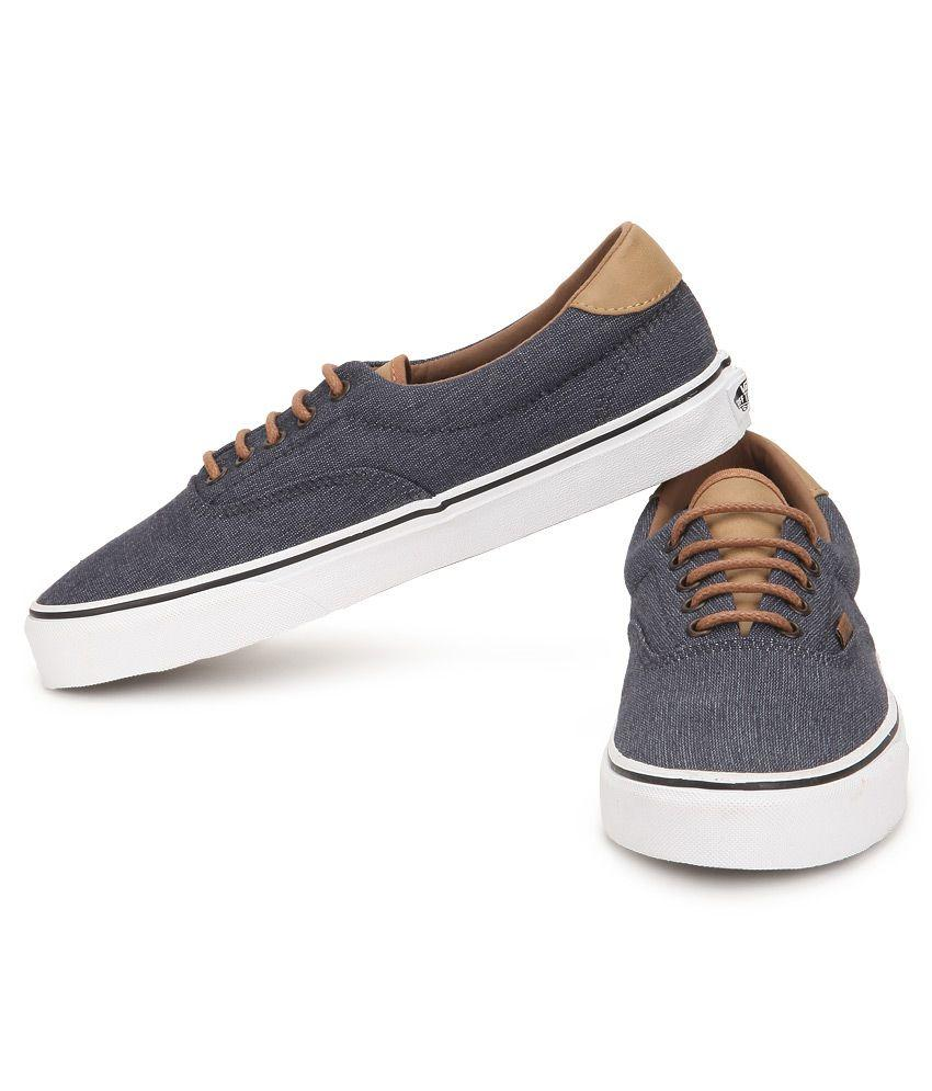 VANS Navy Lifestyle Shoes