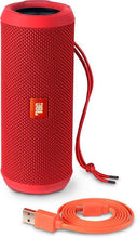 Load image into Gallery viewer, JBL Flip 3 Splash Proof 16 W Portable Bluetooth Speaker  (Red, Stereo Channel)