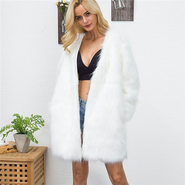 Naivi Fur Jacket
