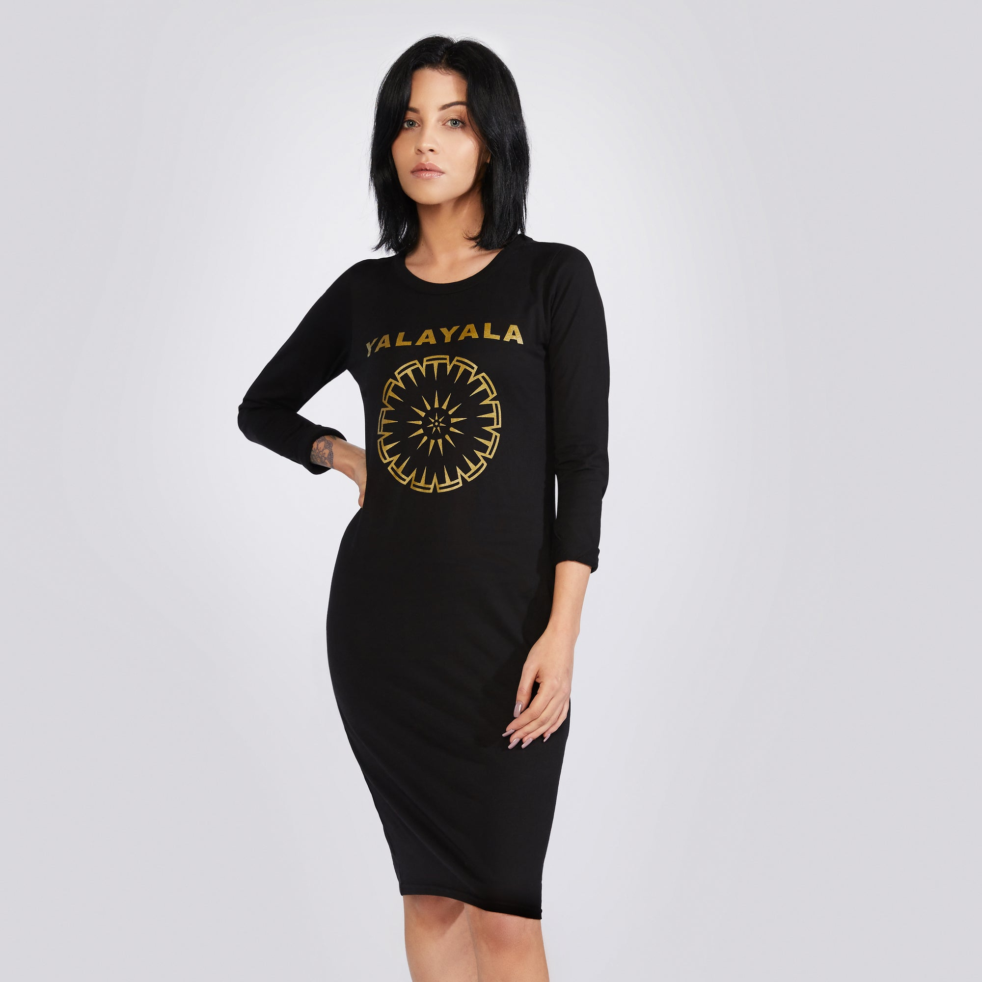 Sirius Tee Shirt Dress