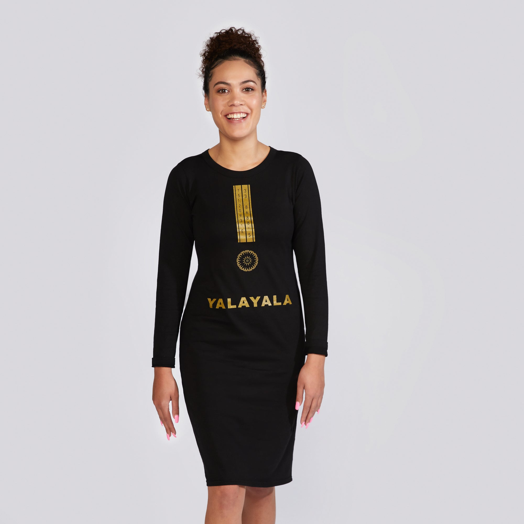 Thoth Tee Shirt Dress