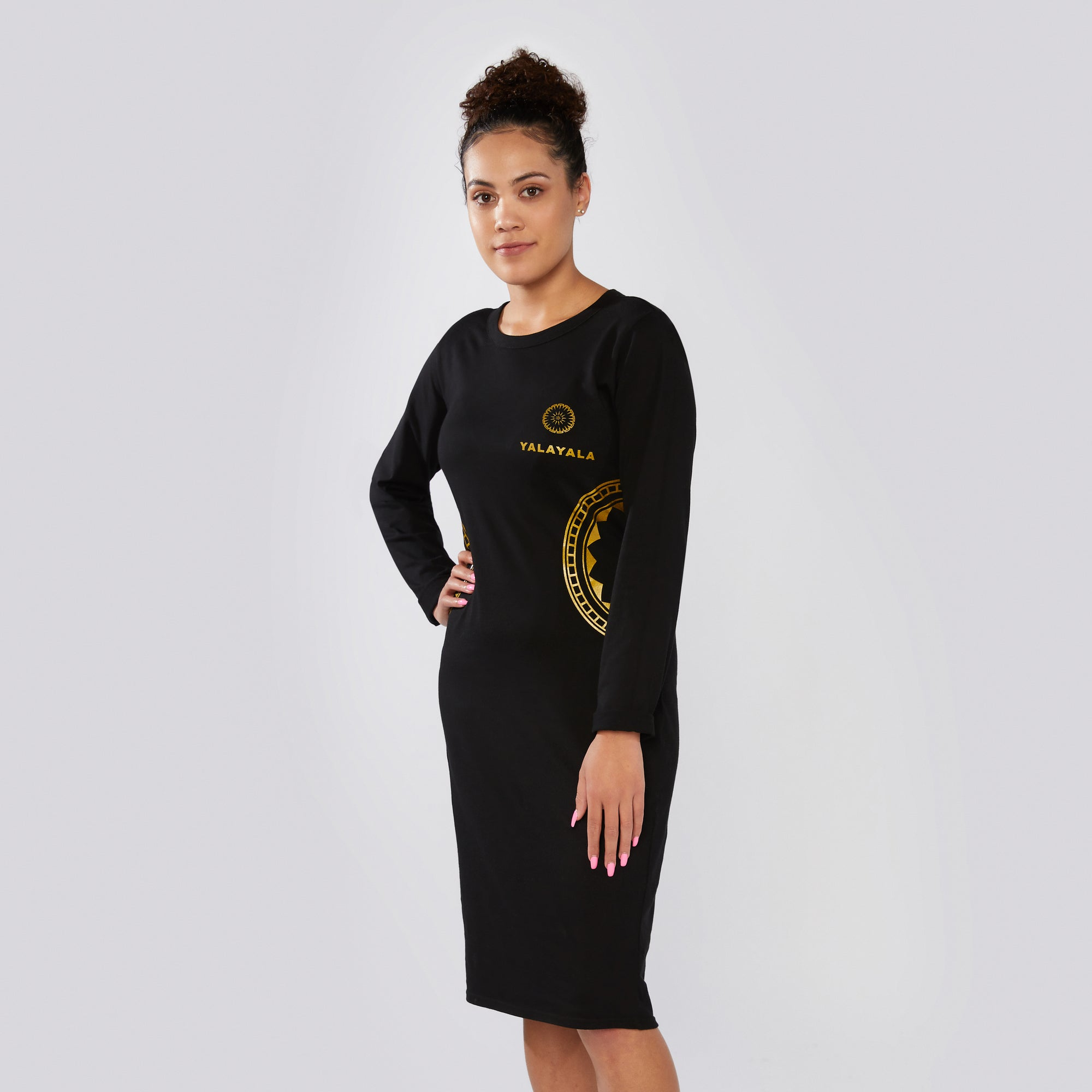 Luxor Tee Shirt Dress