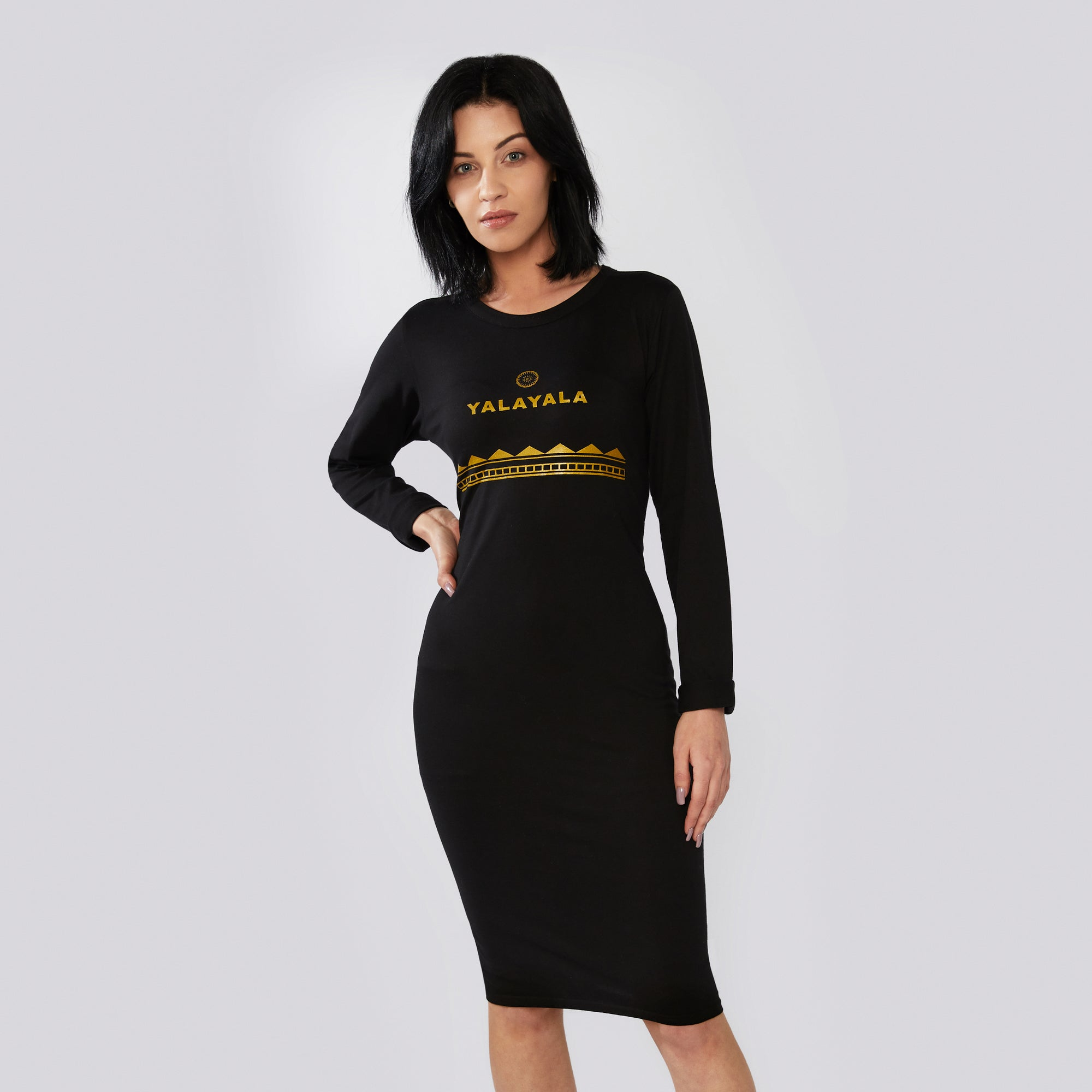 Cairo Tee Shirt Dress