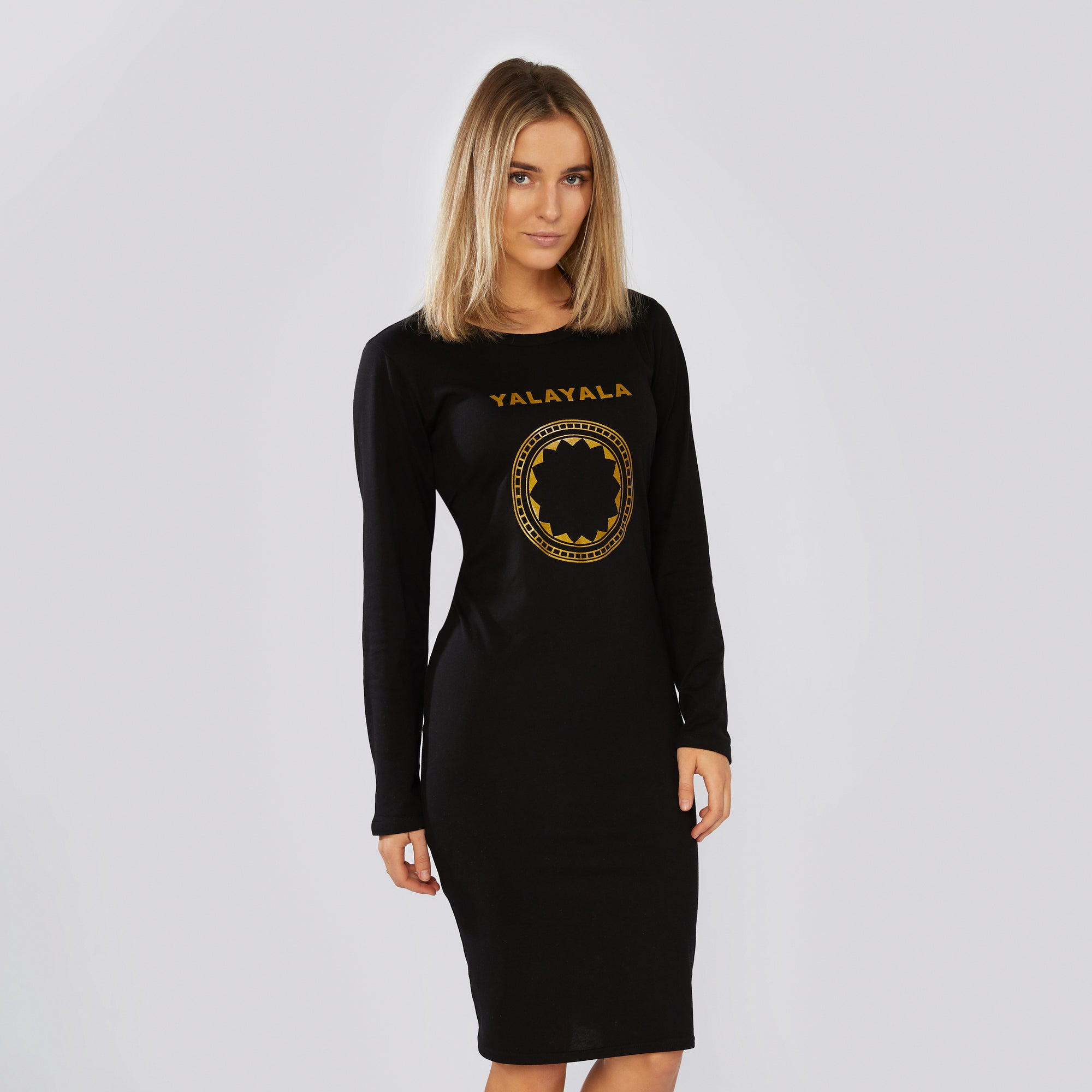 Alexandria Tee Shirt Dress