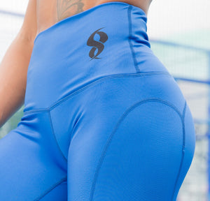 Bianca Electric Blue Leggings