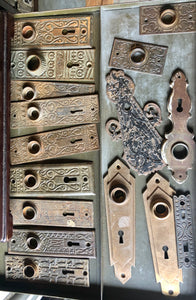 Decorative Backplates