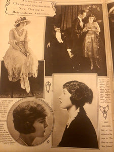 1920 Mid Week Pictorial Magazine Published by The New York Times