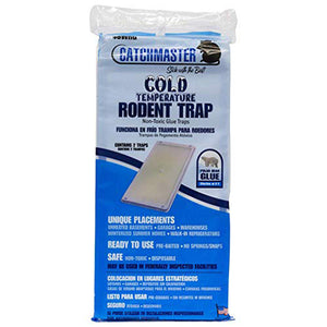 Catchmaster 48WRG Cold Temperature Glue Boards-trap-Catchmaster-Bug Clinic Bugclinic.com - Get rid of all your pests - Do it yourself pest control