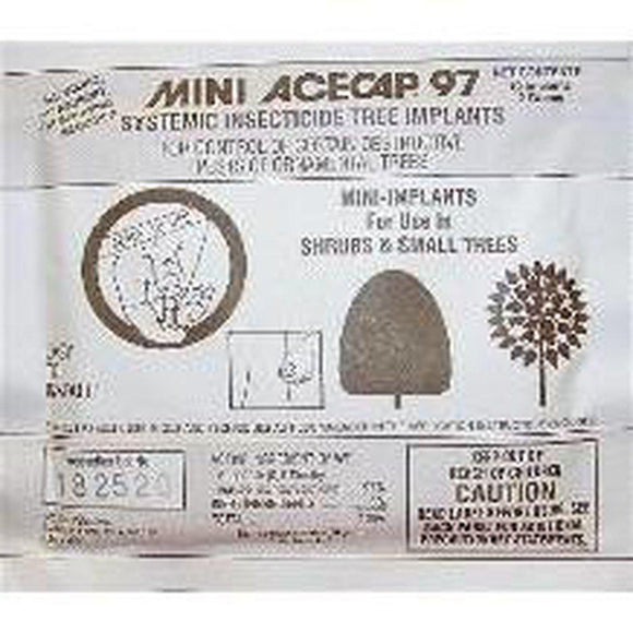 Acecap Mini 10 Pack-Bug Clinic-Bug Clinic Bugclinic.com - Get rid of all your pests - Do it yourself pest control