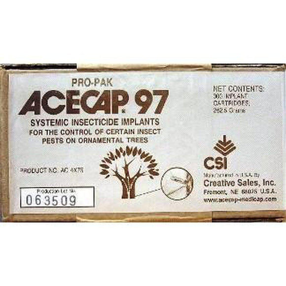 Acecap Pro-Pack (300/Pack)-Bug Clinic-Bug Clinic Bugclinic.com - Get rid of all your pests - Do it yourself pest control