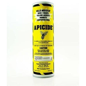 Apicide Insecticide Dust - 10 oz for bees, wasps, and hornets
