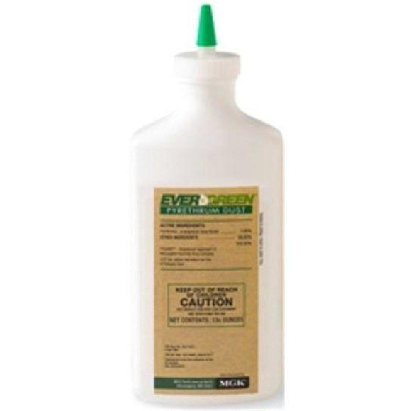 EverGreen Dust - (CASE)-Bug Clinic-Bug Clinic Bugclinic.com - Get rid of all your pests - Do it yourself pest control