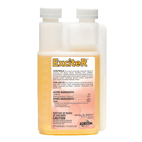 ExciteR Insecticide-Insecticide-Zoecon- Bug Clinic - Do-It-Yourself Pest Control Supplies