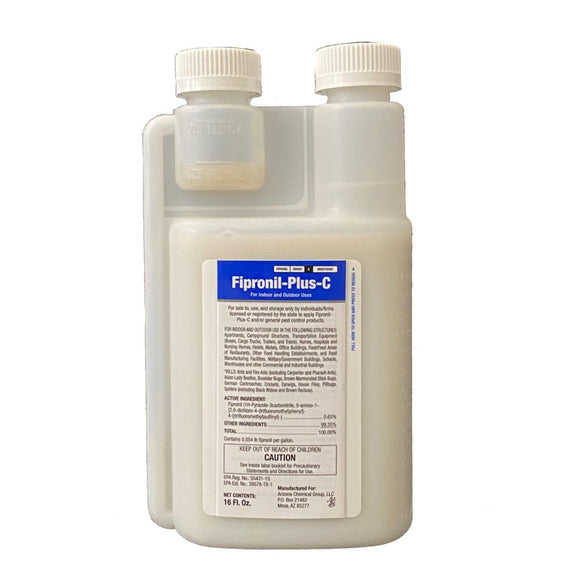 Fipronil-Plus-C (16 oz)-Insecticide-Arizona Chemical Group LLC-Bug Clinic Bugclinic.com - Get rid of all your pests - Do it yourself pest control