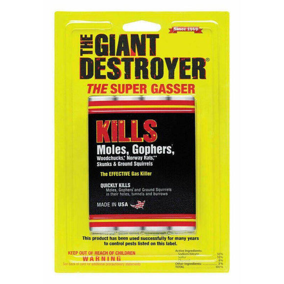 Giant Destroyer-Mice/Rat Poison-Bonide-Bug Clinic Bugclinic.com - Get rid of all your pests - Do it yourself pest control