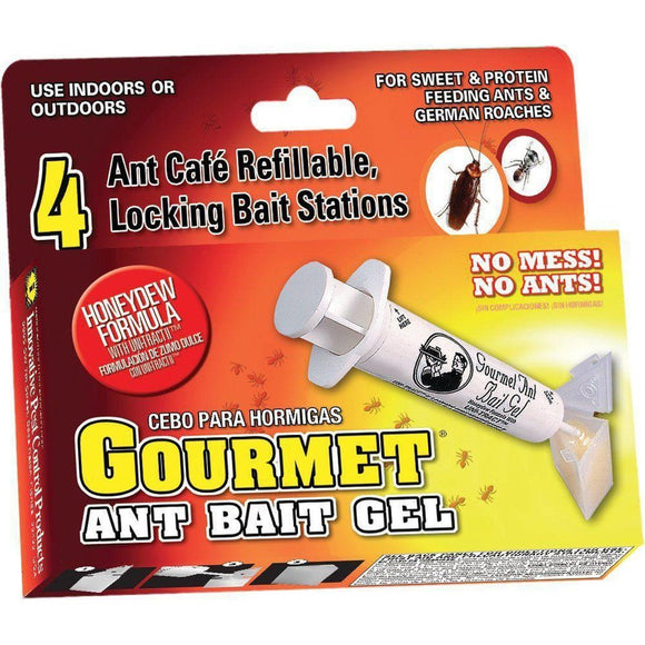 Gourmet Ant Bait Gel-gel-Bug Clinic- Bug Clinic - Do-It-Yourself Pest Control Supplies