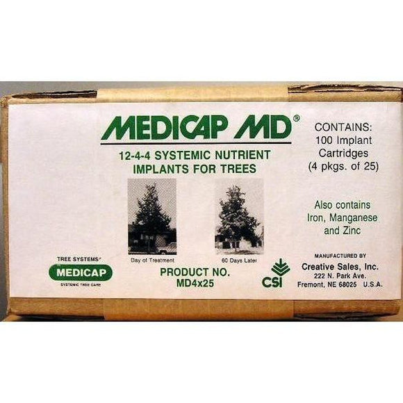 Medicap MD - 4x25 (VALUE SIZE)-Bug Clinic-Bug Clinic Bugclinic.com - Get rid of all your pests - Do it yourself pest control