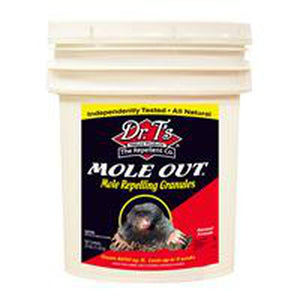 Mole-Out Granular Mole Repellent (VALUE SIZE)-Bug Clinic-Bug Clinic Bugclinic.com - Get rid of all your pests - Do it yourself pest control