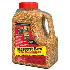 "Mosquito Bits ""Quick Kill"" Mosquito & Fungus Gnats Larvicide 30oz-Granular Bait-Bug Clinic- Bug Clinic - Do-It-Yourself Pest Control Supplies"