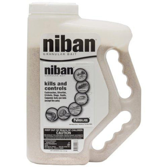 Niban Granular Insect Bait-Granular Bait-Niban- Bug Clinic - Do-It-Yourself Pest Control Supplies