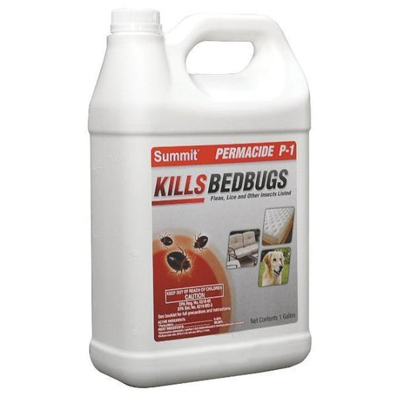 Permacide P-1-liquid-bugclinic-1 Gallon- Bug Clinic - Do-It-Yourself Pest Control Supplies