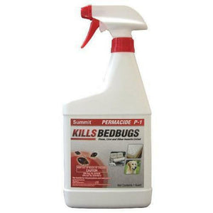 Permacide P-1-liquid-bugclinic-1 Gallon-Bug Clinic Bugclinic.com - Get rid of all your pests - Do it yourself pest control