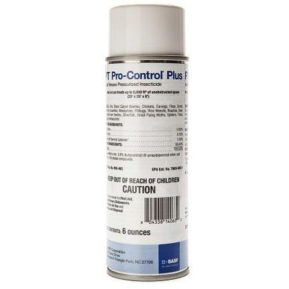 Pro Control Plus T. R. Fogger-bugclinic-Bug Clinic Bugclinic.com - Get rid of all your pests - Do it yourself pest control