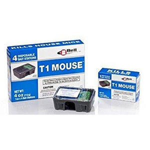 T-1 Mouse Bait Station (CASE)-bugclinic- Bug Clinic - Do-It-Yourself Pest Control Supplies