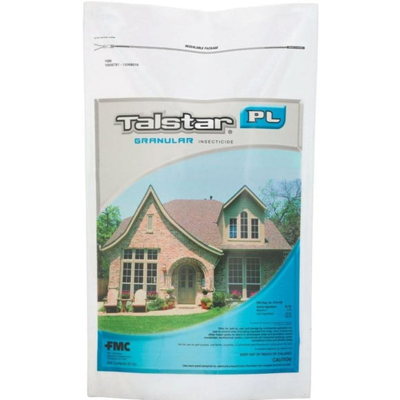 TALSTAR PL GRANULAR INSECTICIDE 25 lbs-Granular Bait-bugclinic- Bug Clinic - Do-It-Yourself Pest Control Supplies