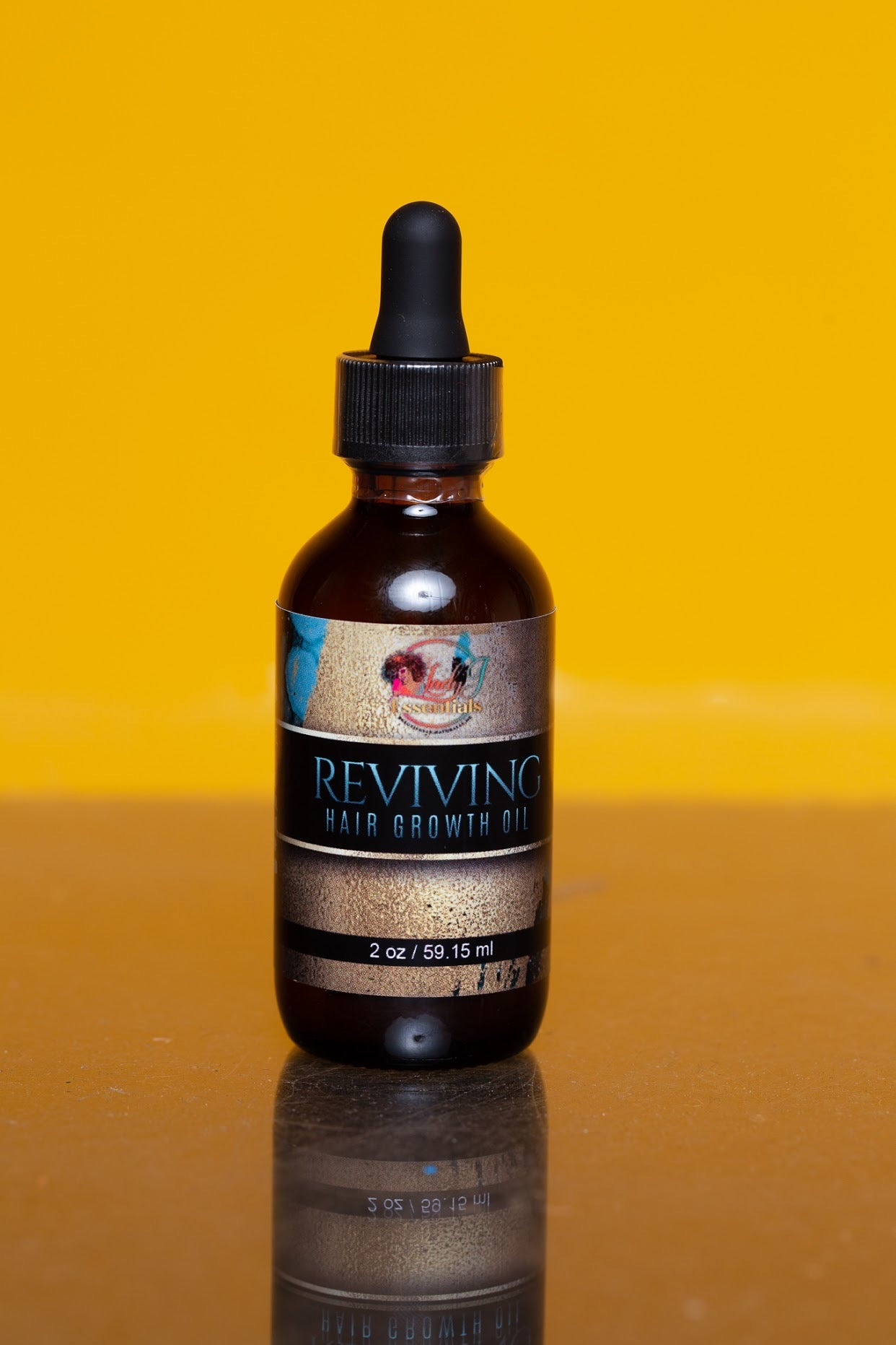 Hair Reviving Growth Oil