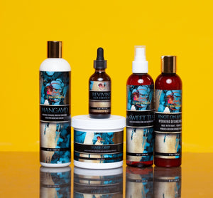 Moisturizing Growth Bundle
