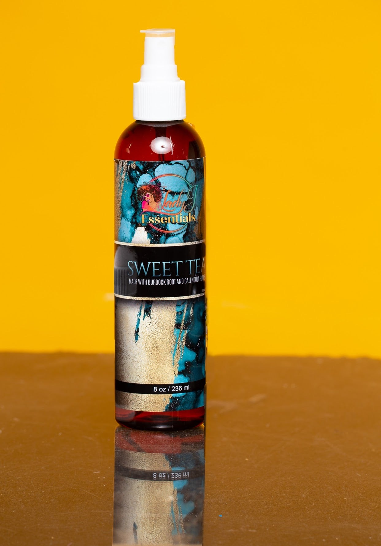 Sweet Tea Follicle Boosting Spray