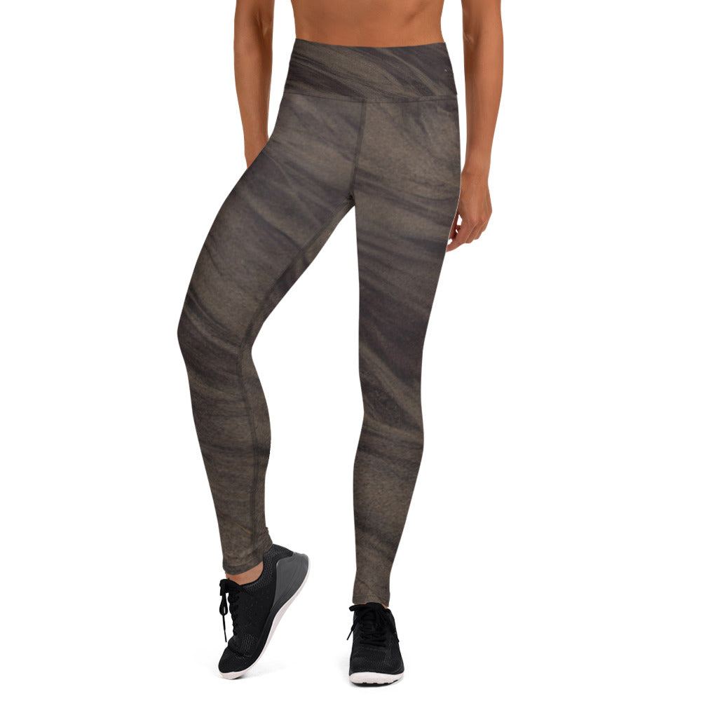 Sands of Time Yoga Leggings