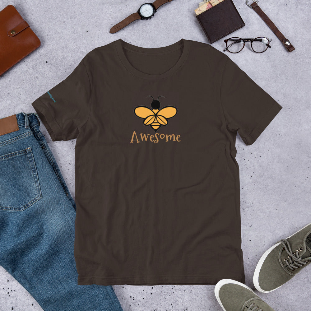 BEE Awesome T Shirt 3001