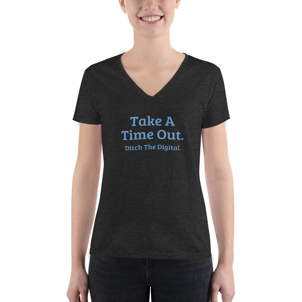 Take A Time Out.  Ditch the Digital