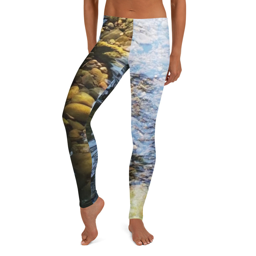 Multi-dimensional Reflection Leggings